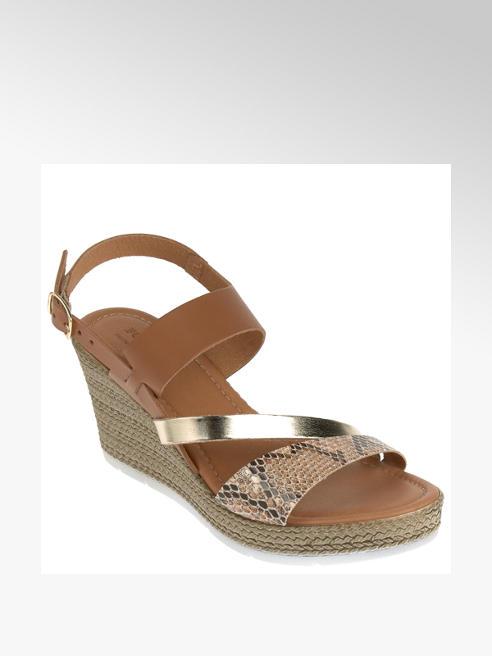 Fortini Keil-Sandaletten