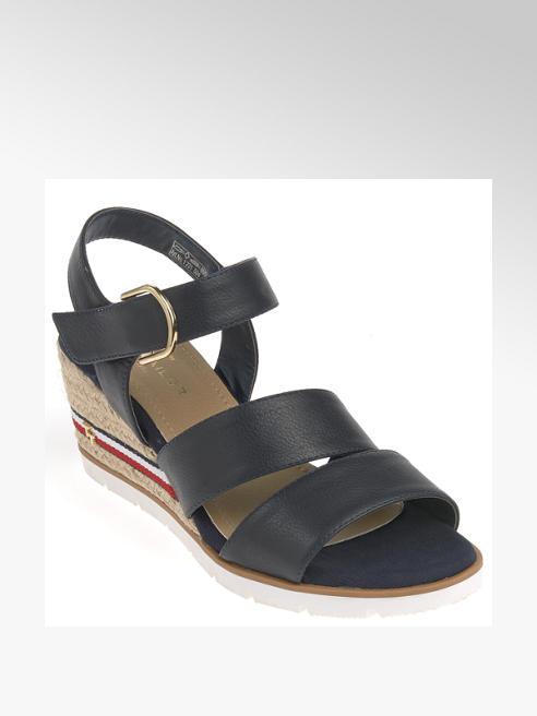 Tom Tailor Keil-Sandaletten