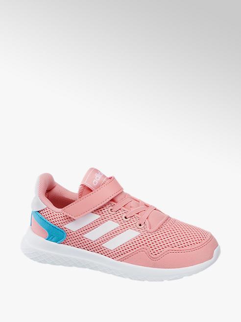 adidas różowe sneakersy damskie adidas Archivo C