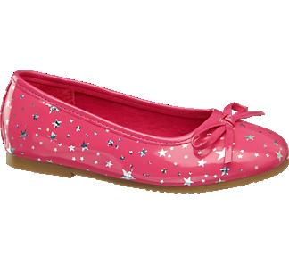 Baleríny s hvězdičkami od Cupcake Couture