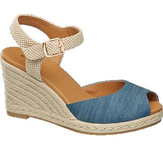 Sandály na klínu od Graceland