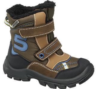 Kotníková obuv na suchý zip 1424117 | Obuv Katalog 2015