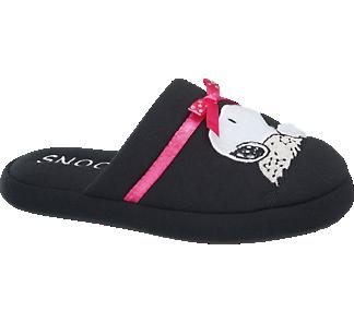Domácí obuv od Snoopy