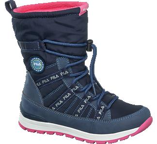 Dětská zimní obuv od Fila