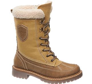 Zimní obuv na šněrování od Graceland