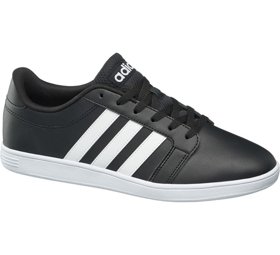 schuhe adidas neo schwarz