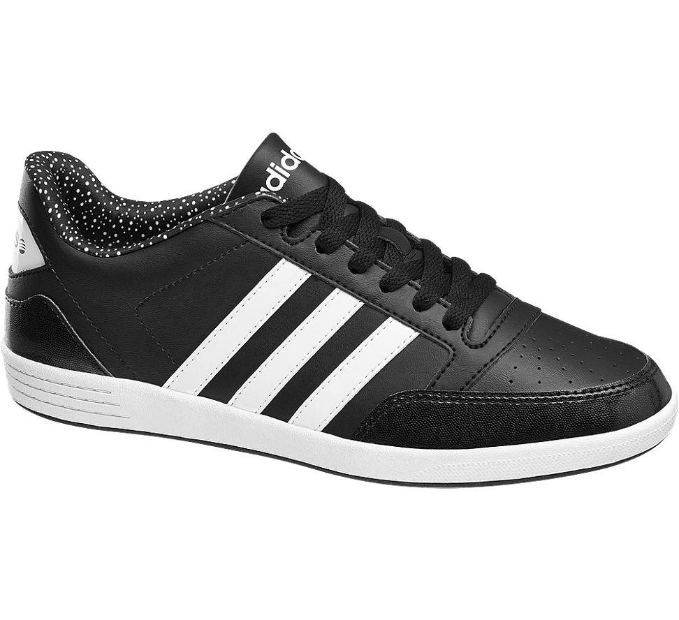 deichmann adidas neo label damen sneaker vl hoops lo. Black Bedroom Furniture Sets. Home Design Ideas