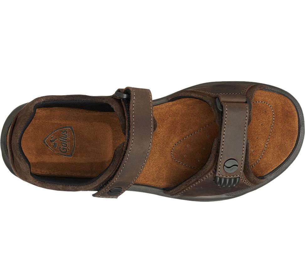 deichmann gallus herren trekking sandale weite g 1 2 normalweit marone neu ebay. Black Bedroom Furniture Sets. Home Design Ideas