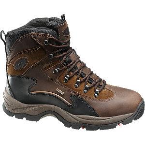 Highland Creek Herren Leder Trekking-Schuhe