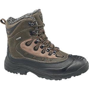 Highland Creek Herren Trekking-Schuhe gefüttert