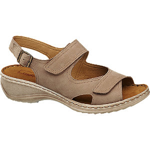 sandały damskie Medicus piaskowy