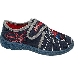 kapcie dziecięce Spiderman Spiderman niebieski