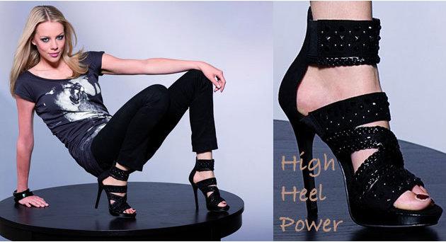 geile frauen in high heels