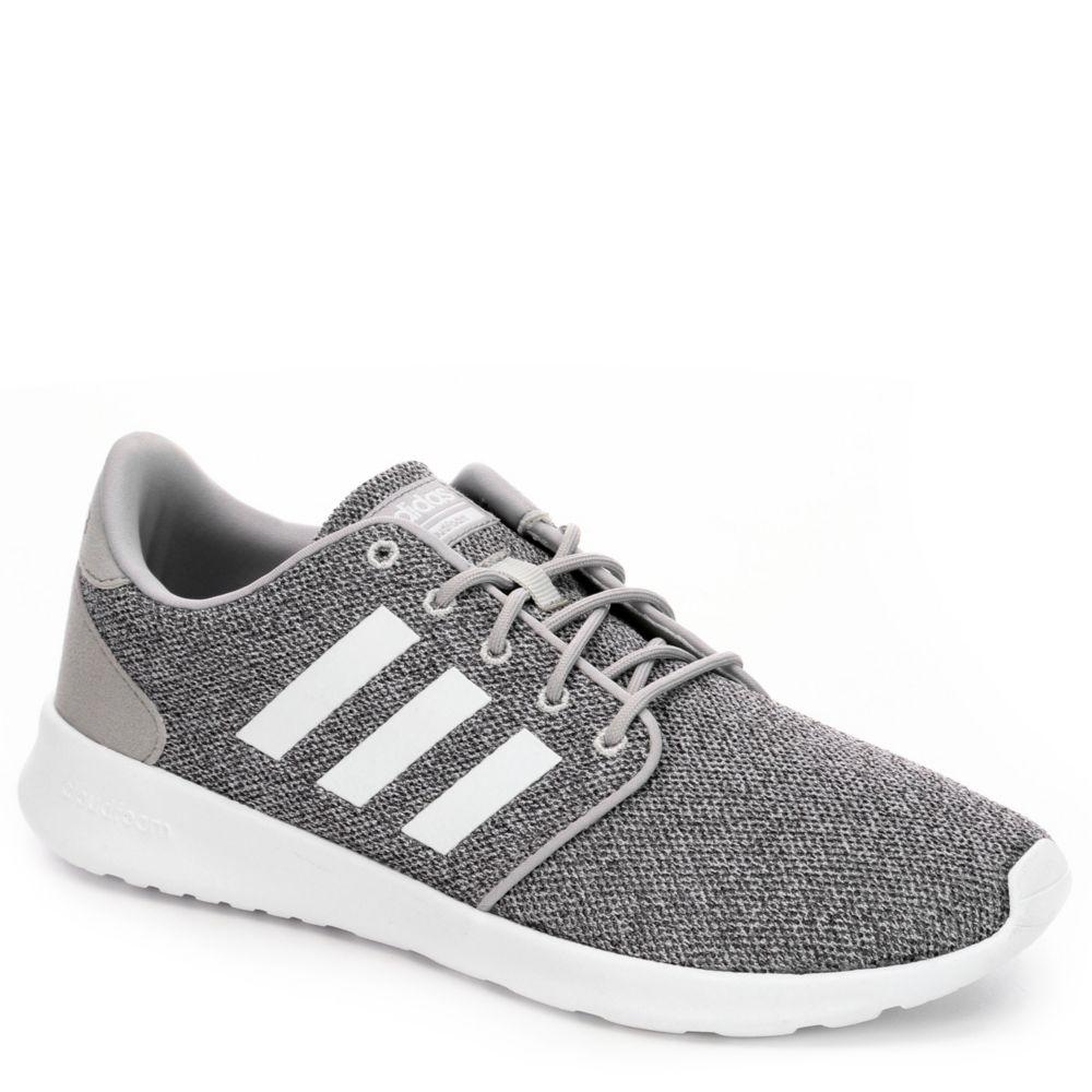 Adidas Neo Cloudfoam Qt Racer Women S Running Shoe Dark