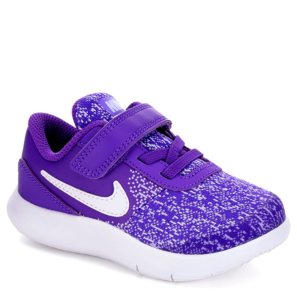 nike flex contact infant sneaker purple rack room shoes. Black Bedroom Furniture Sets. Home Design Ideas