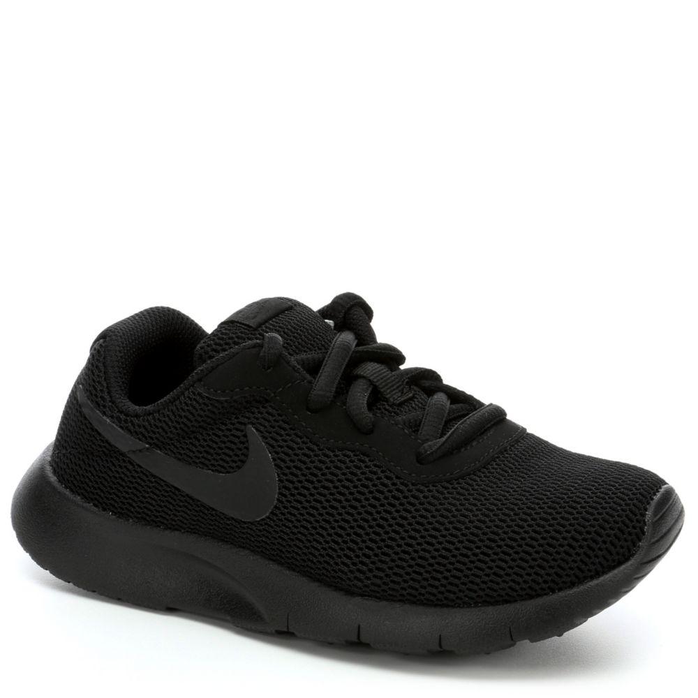 Nike Tanjun Women S Athletic Shoes Black Rack Room