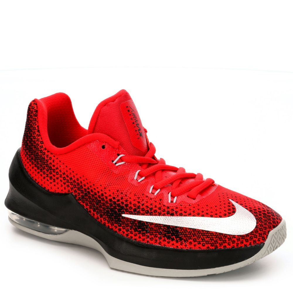 nike air max infuriate boys 39 basketball sneaker red. Black Bedroom Furniture Sets. Home Design Ideas