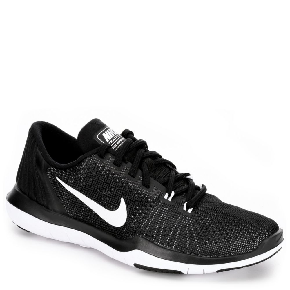 nike flex supreme tr 5 training shoe black rack room shoes. Black Bedroom Furniture Sets. Home Design Ideas