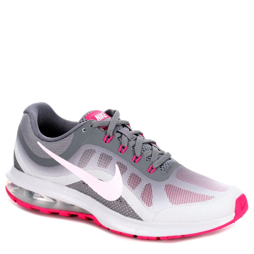 nike air max dynasty 2 women 39 s running shoe grey rack. Black Bedroom Furniture Sets. Home Design Ideas
