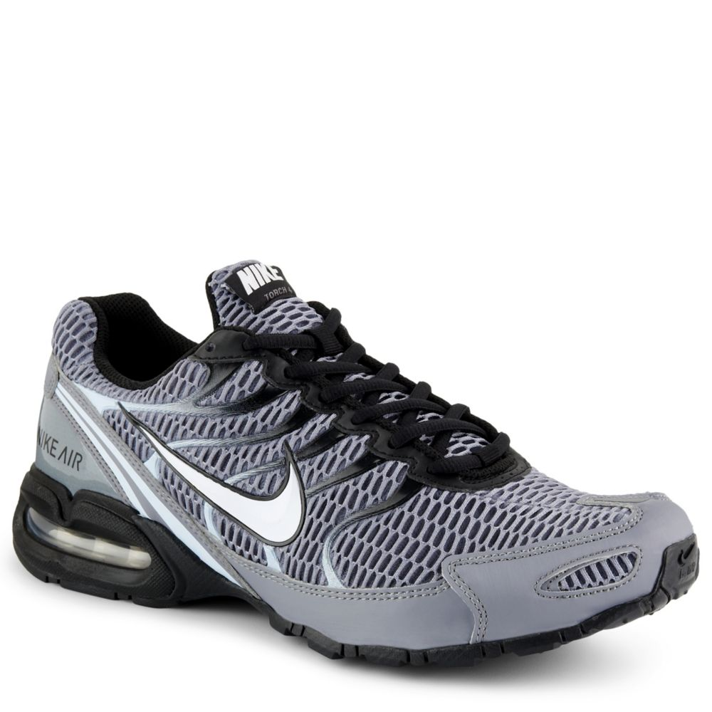 nike air max torch 4 men 39 s shoe grey off broadway shoes. Black Bedroom Furniture Sets. Home Design Ideas