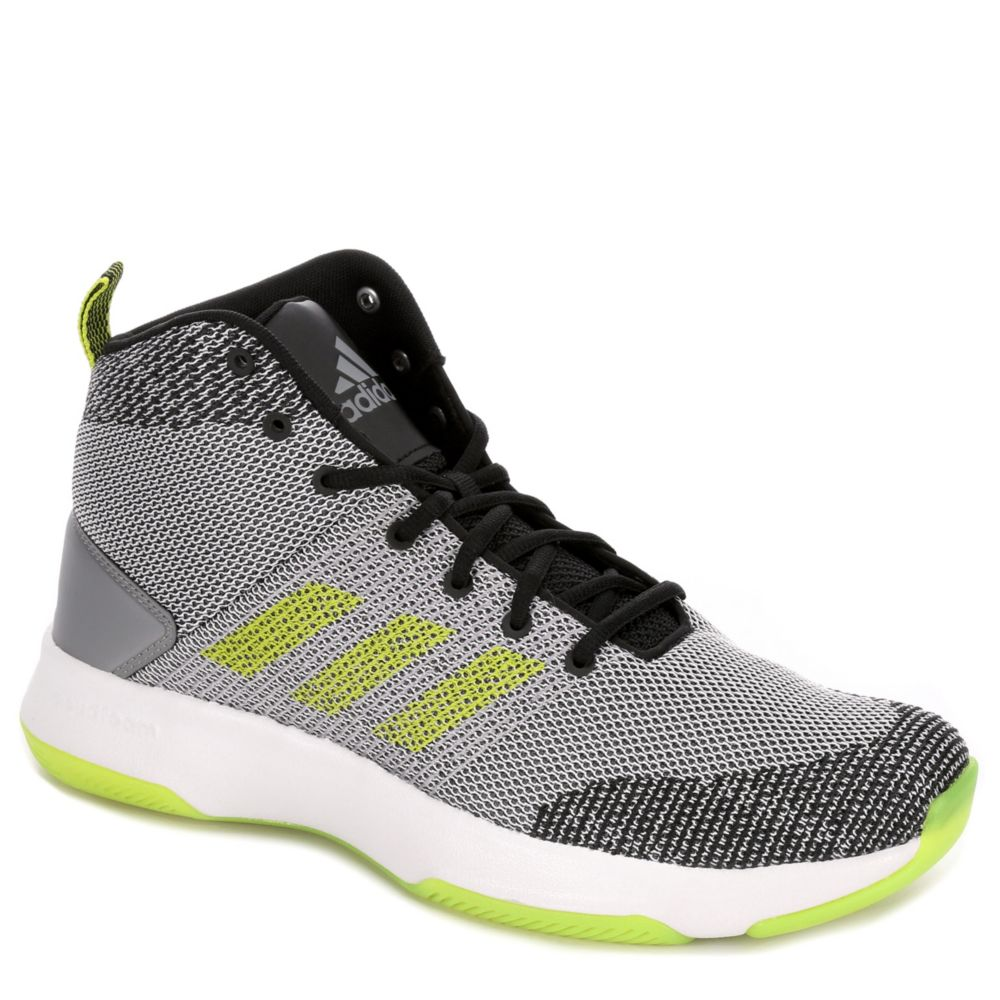 6cd18bb2acc ADIDAS MEN S IGNITION MID SNEAKER (GREY)