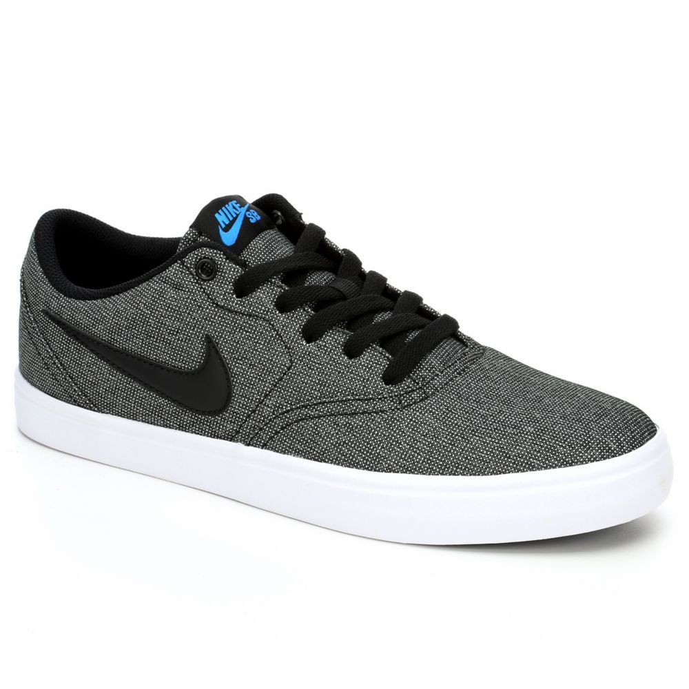 nike sb check solar men 39 s sneaker dark grey off. Black Bedroom Furniture Sets. Home Design Ideas