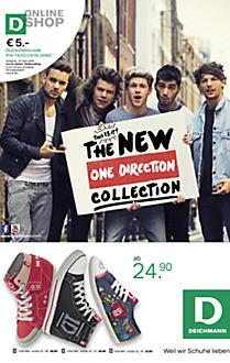 Weil Trends keine Schuhgröße kennen.