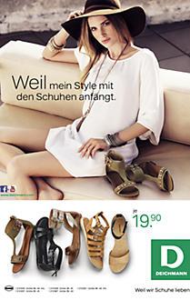 Weil mein Style mit den Schuhen anfängt.