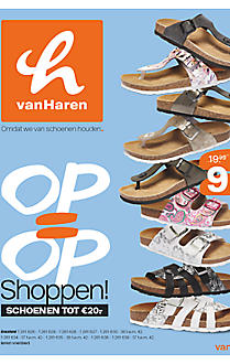 Op = Op shoppen!