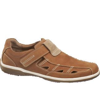 Otevřená obuv od Gallus