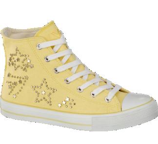 Plátená obuv MIDCUT od Vty