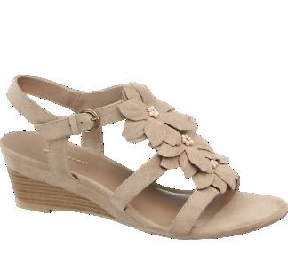 Sandále na klínu od Graceland