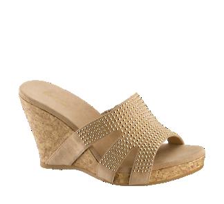 Pantofle na klínu od Graceland