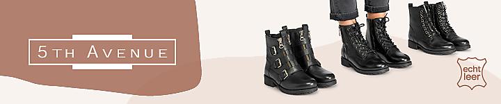 5th Avenue dames schoenen. Alléén bij vanHaren