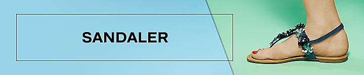 3460469852d0 Dam-sandaler - Hitta ett stort utbud av bra och billiga sandaler för ...