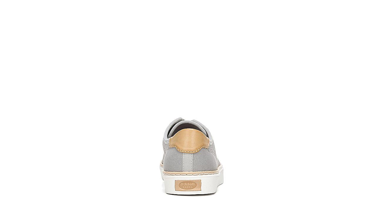 DR. SCHOLL'S Womens Madi Knit Sneaker - GREY