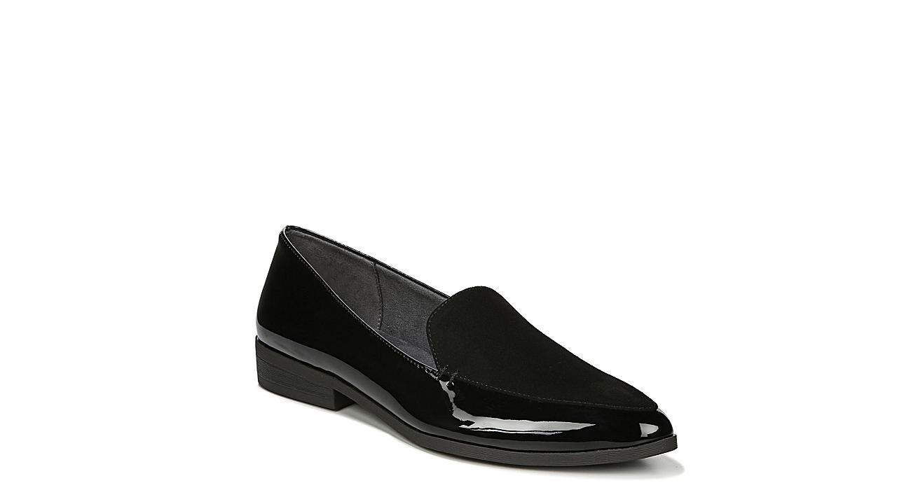 DR. SCHOLL'S Womens Astaire Loafer - BLACK