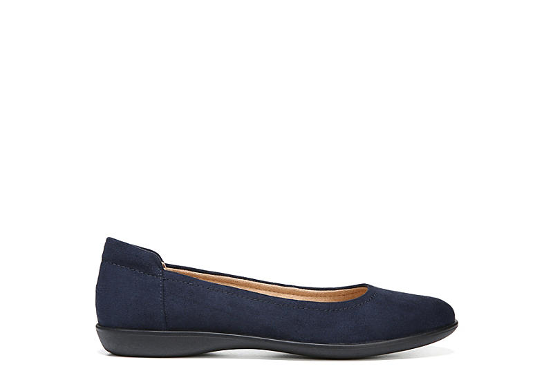 NATURALIZER Womens Flexy Flat - NAVY