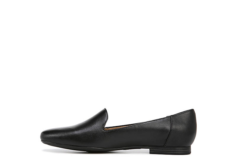 NATURALIZER Womens Kit2 Loafer - BLACK