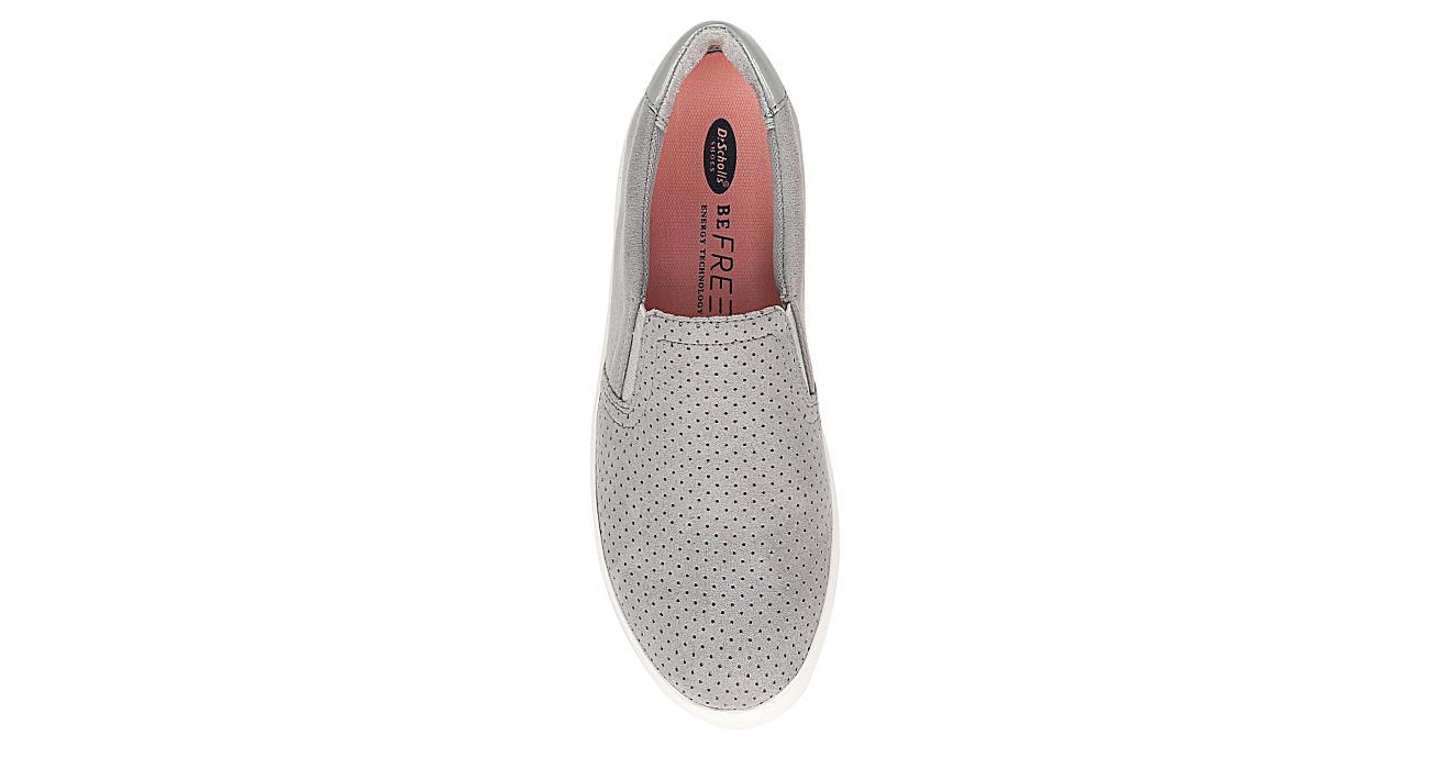 DR. SCHOLL'S Womens Madison Slip On Sneaker - GREY