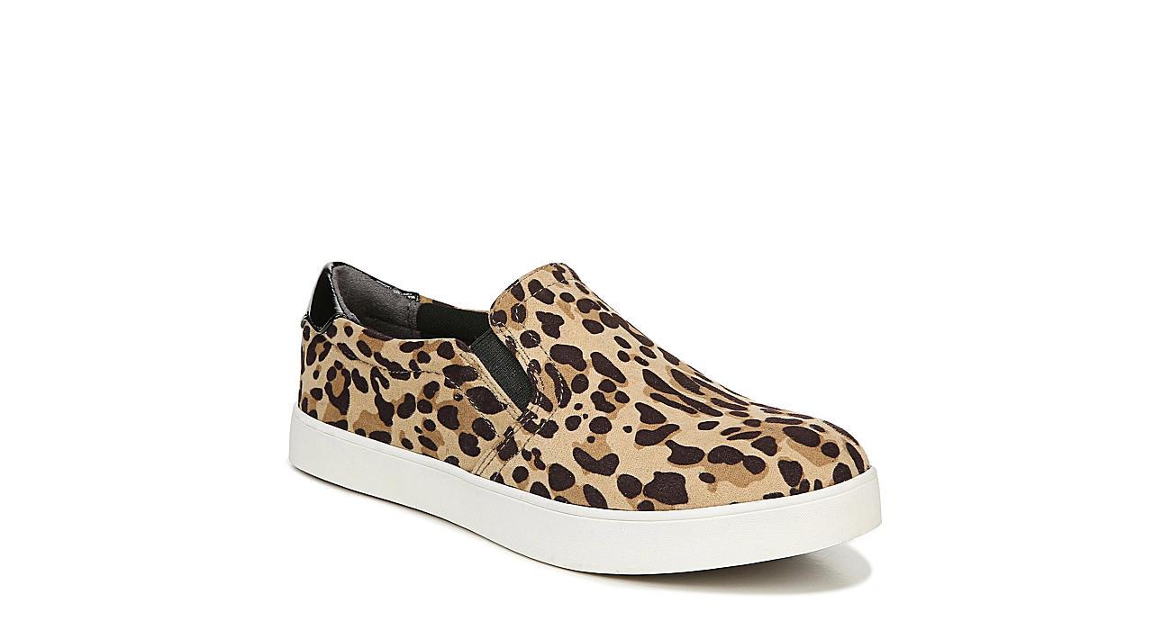 DR. SCHOLL'S Womens Madison Slip On Sneaker - LEOPARD