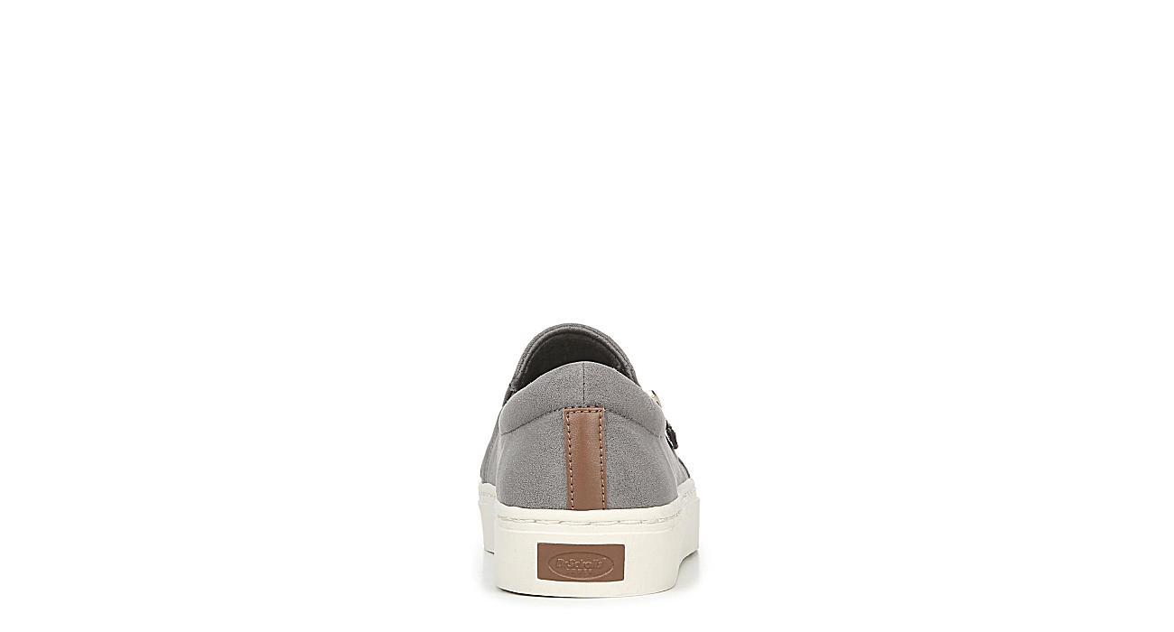 DR. SCHOLL'S Womens No Chill Slip On Sneaker - DARK GREY