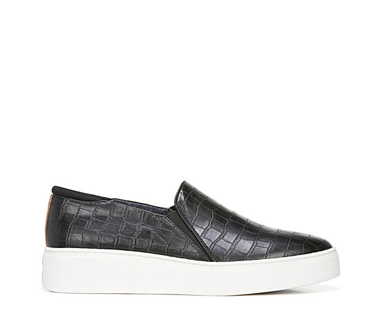 Womens Downtown Slip On Sneakers