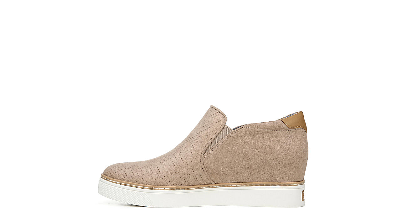 DR. SCHOLL'S Womens If Only Slip On Sneaker - BROWN