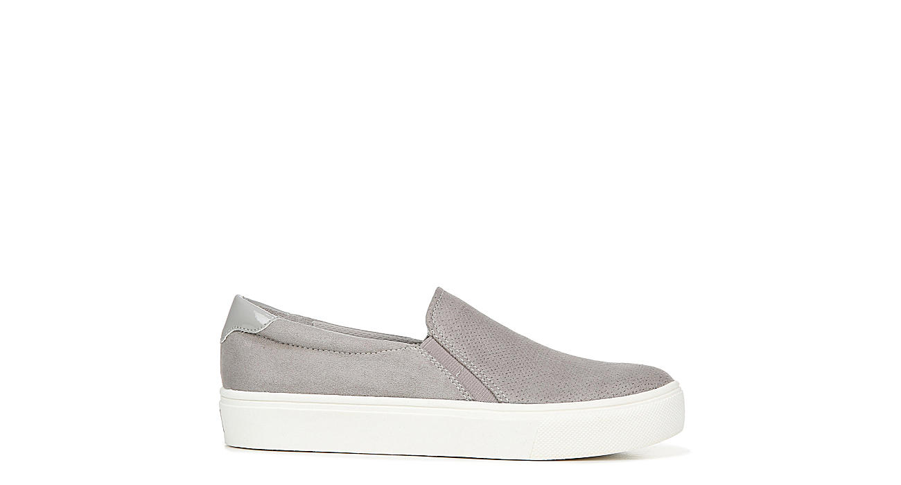 DR. SCHOLL'S Womens Nova Slip On Sneaker - GREY