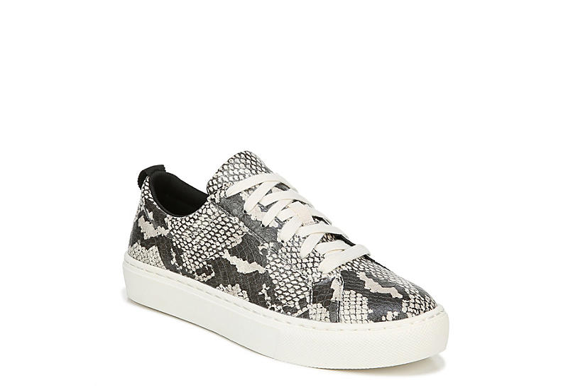 DR. SCHOLL'S Womens No Bad Vibes Slip On Sneaker - WHITE