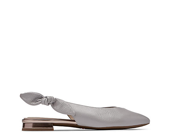 Womens Total Motion Zuly Bow Sling Flat