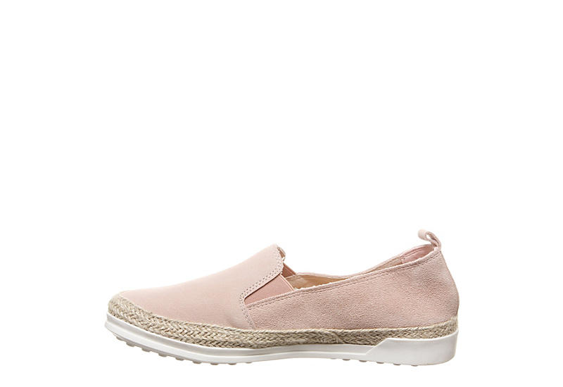 BEARPAW Womens Jude Slip On Sneaker - BLUSH