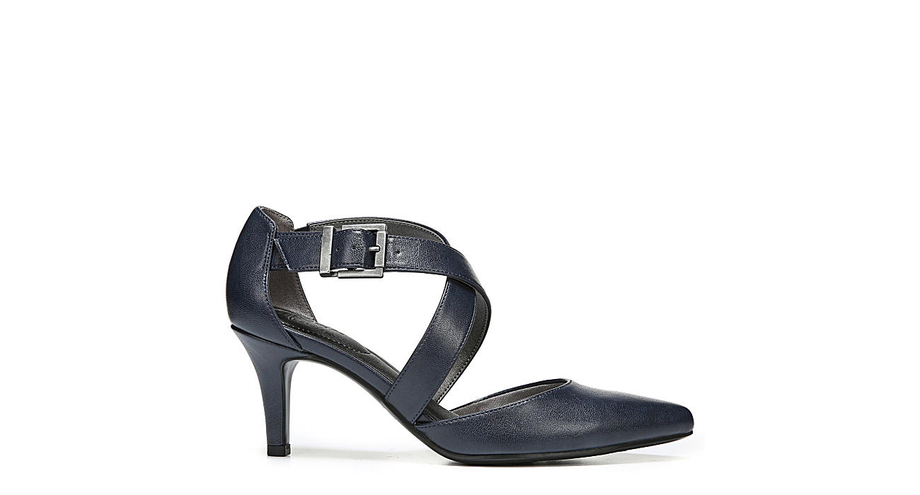 LIFESTRIDE Womens See This Pump - NAVY