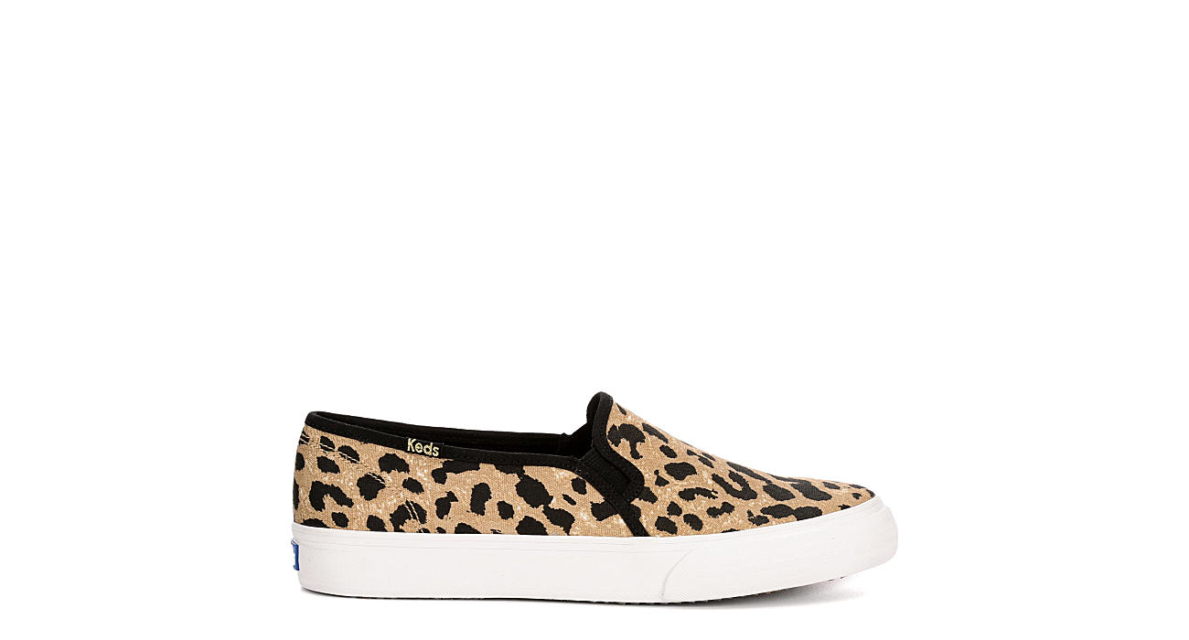 KEDS Womens Double Decker L - LEOPARD